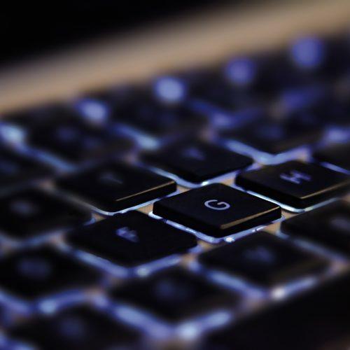 Thermo Anwendungen Tastatur